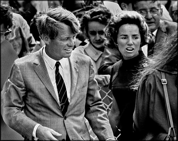 Bobby and Joan Kennedy Campaign